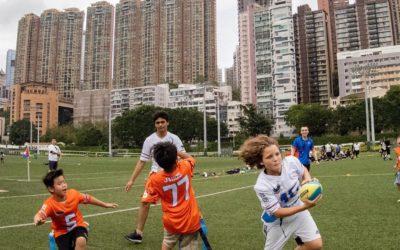 《香港都有美式足球?》